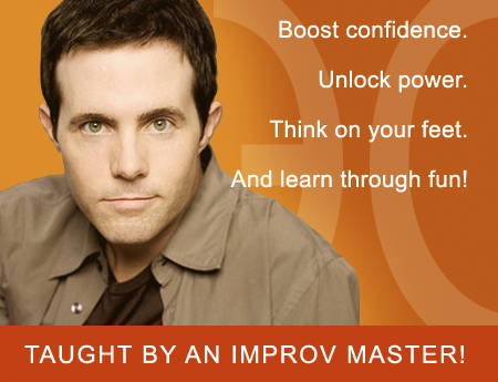 Improv for Leaders Course