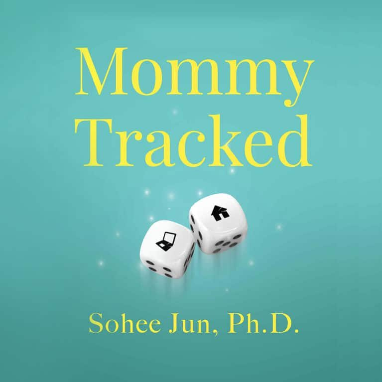 Mommy Tracked book